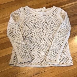 Anthropologie 25% Merino Wool sweater